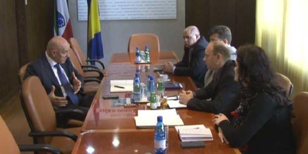 Premijer Galijašević sa predstavnicima Sindikata