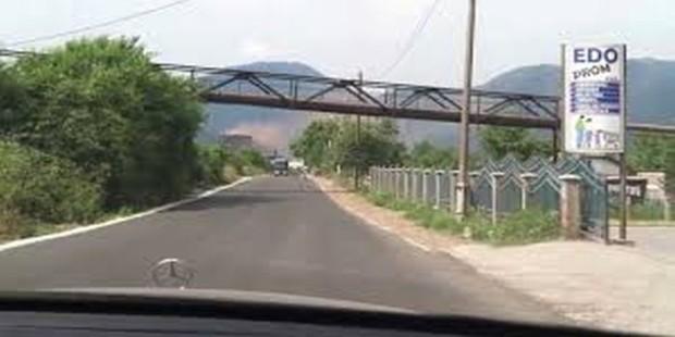 Nastavlja se rekonstrukcija puta za Tetovo