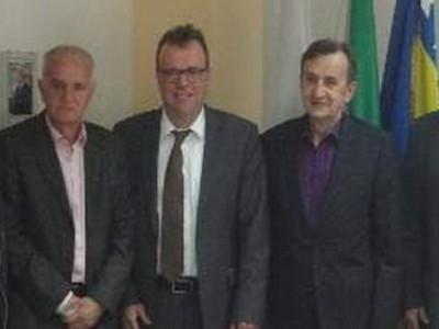 Posjeta delegacije austrijskog grada Weidena