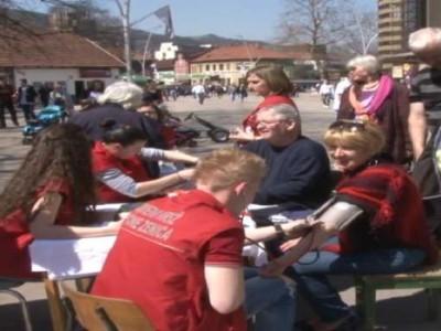 Akcija Crvenog križa