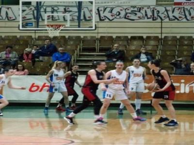 Košarkašice Čelika slavile u Tuzli