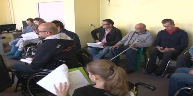 Skupština Udruženja paraplegičara