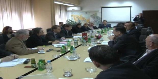 Delegacija iz Švicarske u Upravi Grada Zenica