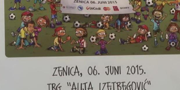 U Zenici manifestacija Mini šampioni