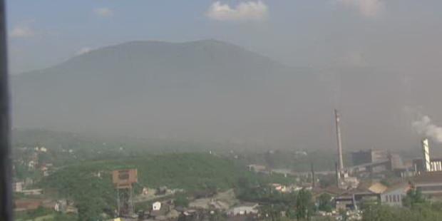 Kritično stanje kvaliteta zraka