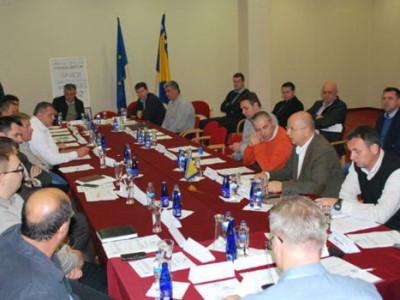 Sastanak UO Saveza udruženja poslodavaca