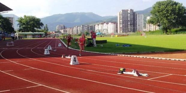 BH atletičari u Bakuu