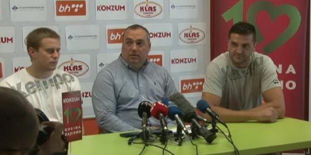 Rukometaši spremni za Bjelorusiju