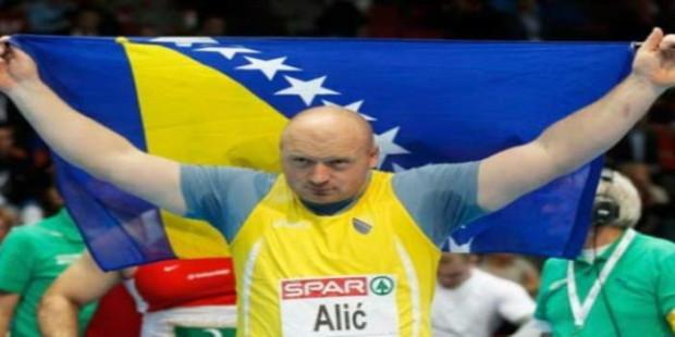 Hamza Alić prvi na Evropskim igrama