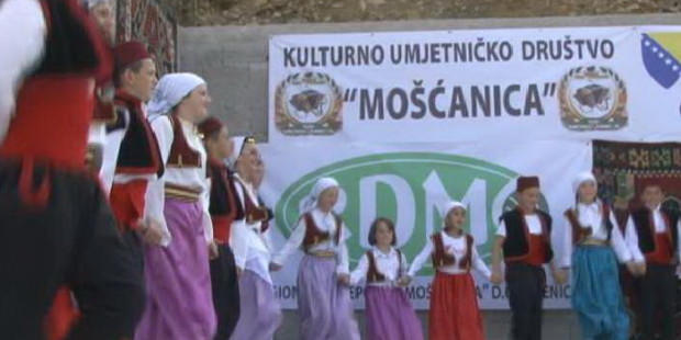 Smotra folklora Mošćanica fest