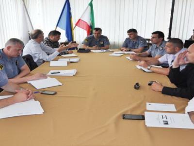 Sastanak oko osiguranja utakmice BiH-Izrael