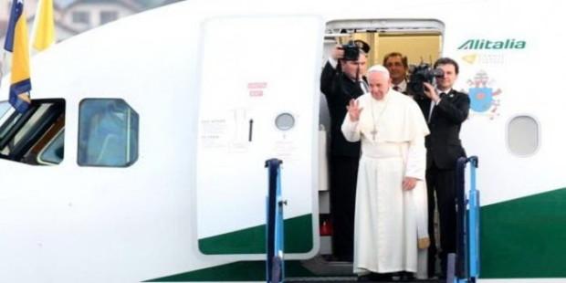 Posjeta pape Franje protekla bez ikakvih problema