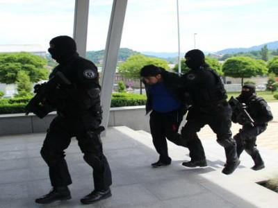 Predložen pritvor za osumnjičene u akciji CD