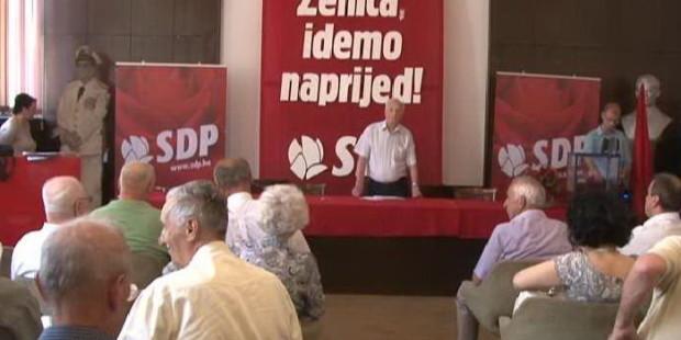 Forum seniora SDP Zenica-Novo rukovodstvo
