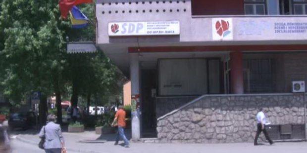 SDP Zenica: Imenovati odgovorne za loše vođenje Željezare Zenica