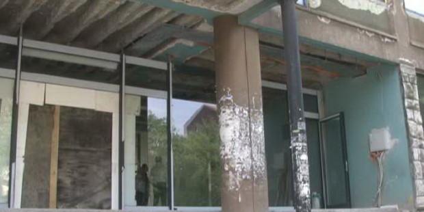 Rekonstrukcija zgrade Socijalnog