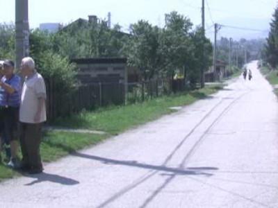 Asvaltiranje Tešanjske ulice u Tetovu