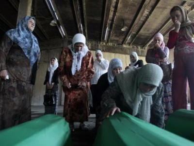 Srebrenica-20 godina poslije