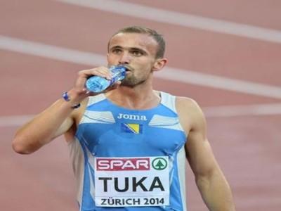 Amel Tuka ispunio Olimpijsku normu