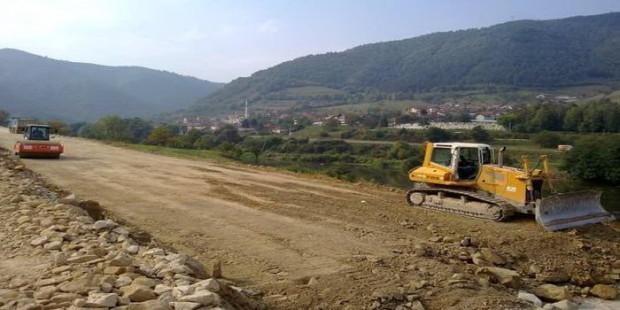 Odobrenje za radove na dionici Drivuša-Donja Gračanica
