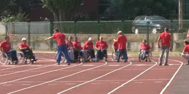 Sportske igre paraplegičara ZDK