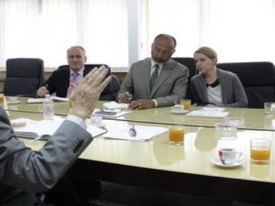Posjeta delegacije projekta GOLD