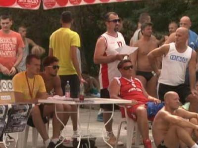 "Počeo turnir ""Streetball Zenica"""