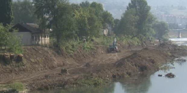 Regulacija rijeke Bosne