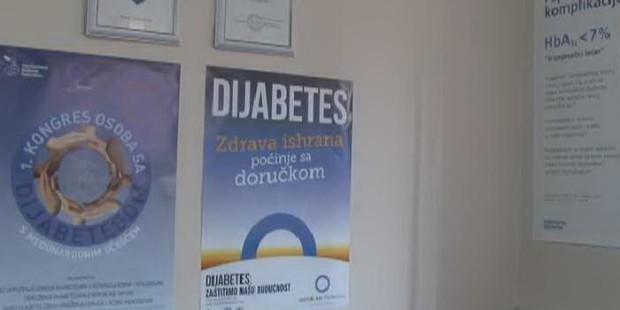 Problemi dijabetičara ZDK