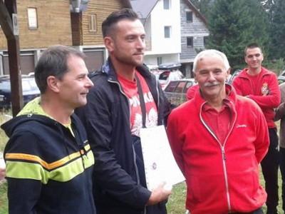 Certifikati za nove gorske spasioce