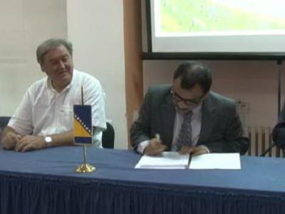 Ugovor za eko projekat u Mittal-u