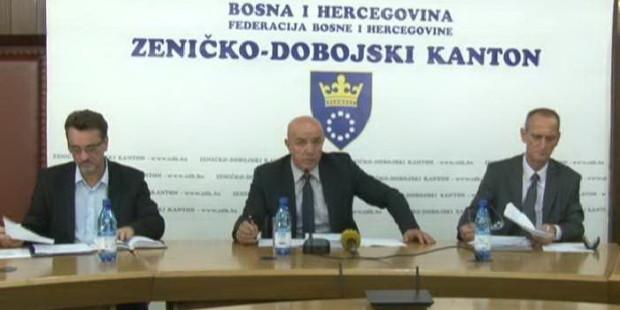 Vlada ZDK o Bolnici i projektu Plava voda