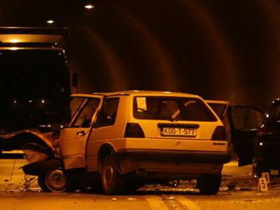 Nesreća u tunelu Vranduk