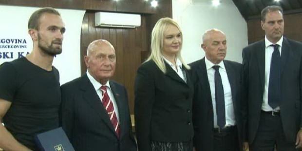 Uručena javna priznanja povodom Dana ZDK