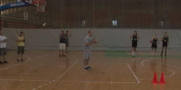 Košarkašice Čelika počele pripreme