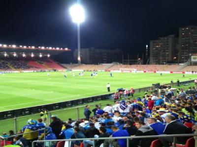 Policija o sigurnosnom aspektu utakmice