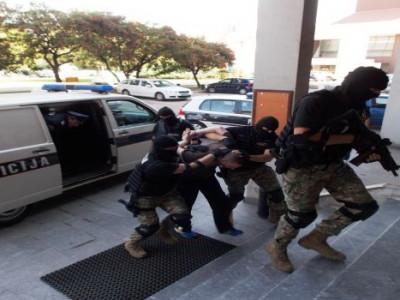 Hapšenja zbog zloupotrebe droga