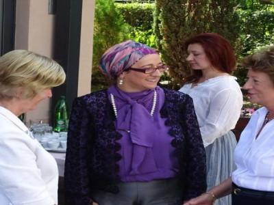 Baronesa Anelay posjetila Medicu