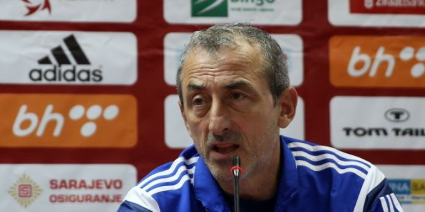 Baždarević:Respektujemo protivnika
