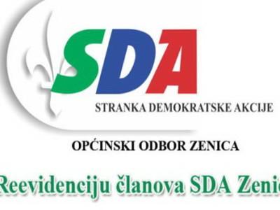 SDA-Reevidencija članstva