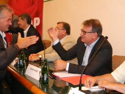 Održana debata za predsjednika SDP BiH