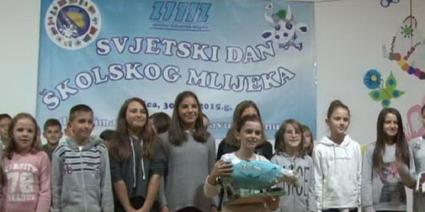 ZIM obilježio Svjetski dan školskog mlijeka