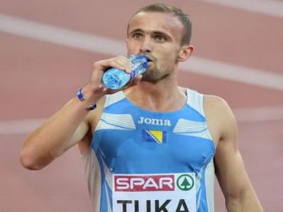 Amel Tuka najbolji atletičar Balkana