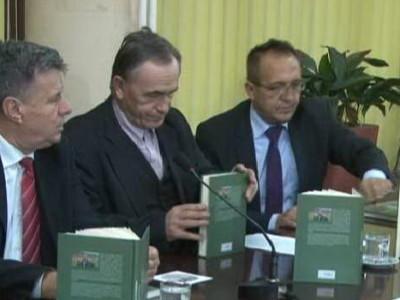 Promovisana knjiga Fuada Breščića