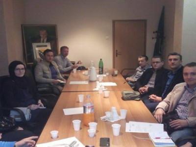 Sjednica mladih SDA Zenica