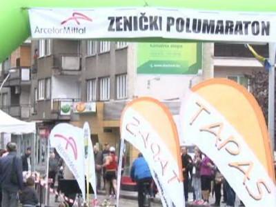Održan Zenički polumaraton