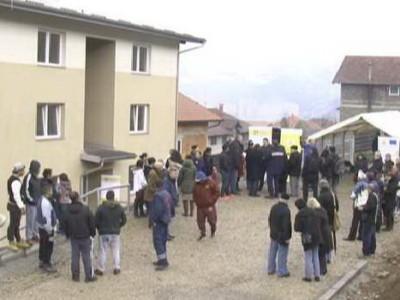 """Novi stanovi u okviru projekta """"Akcija Roma"""""""