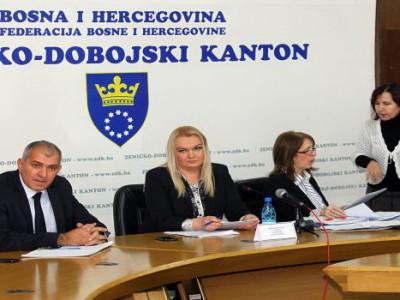 Saopćenje Stručne službe Skupštine ZDK