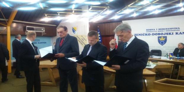 Skupština ZDK prihvatila rekonstrukciju Vlade