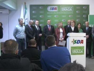 Novogodišnji pres SDA Zenica